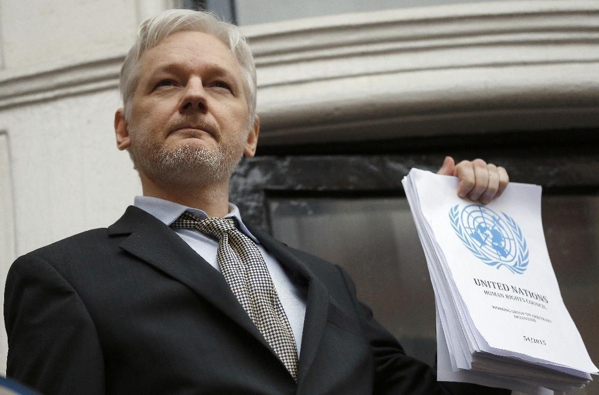 Ассанж готов кпереговорам поповоду экстрадиции вСША— юрист