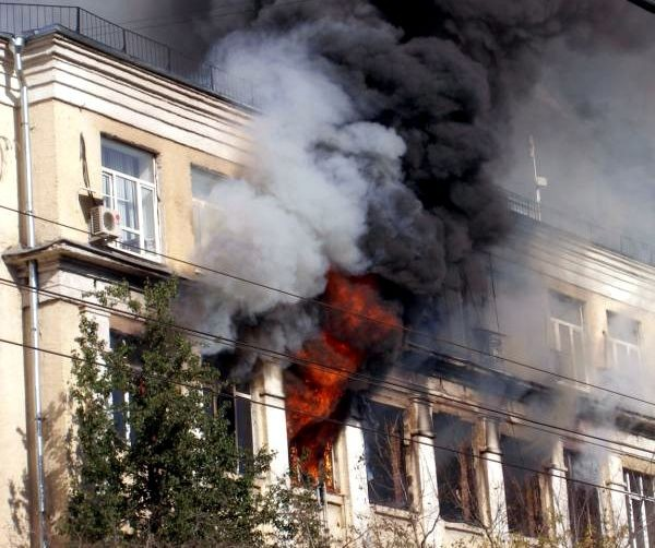 ВНижегородской области впожаре вквартире погибла 37-летняя безработная женщина