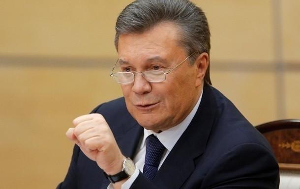 Есть подтверждения причастности властей государства Украины ксмертям наМайдане— Янукович