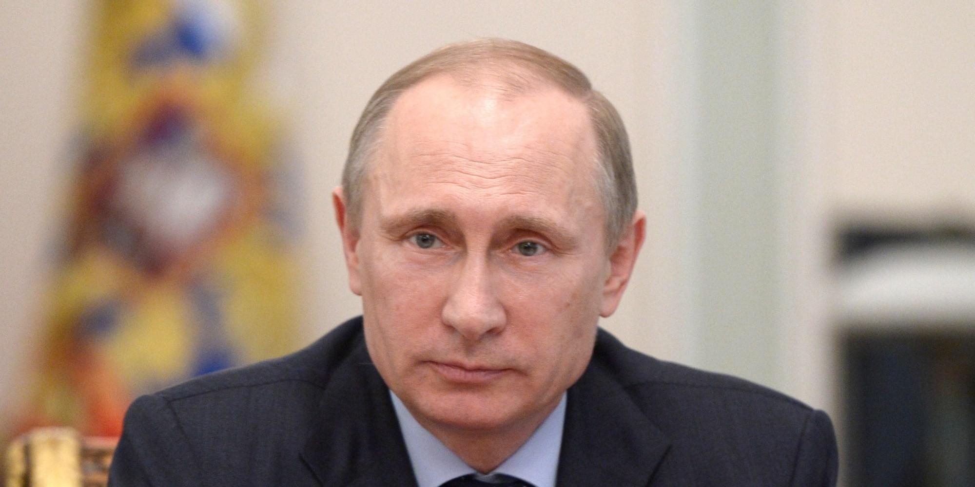 Италия может пригласить В. Путина насаммит «большой семерки»