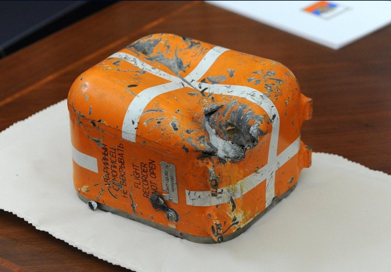 «Черные ящики» разбившегося под Бишкеком самолета отправили вМоскву