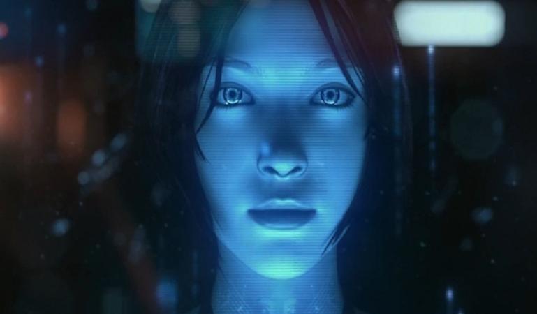 Microsoft прибавит голосовой помощник Cortana на дисплей блокировки андроид