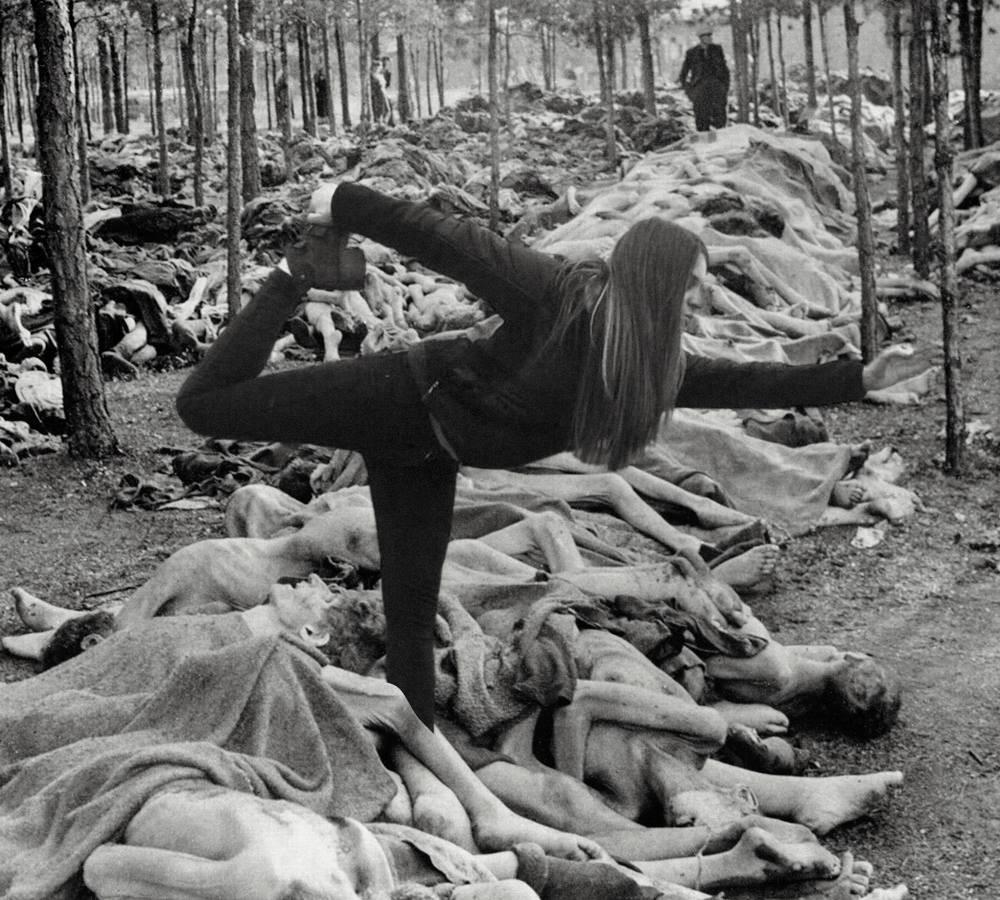 Yolocaust: селфи нафоне смерти