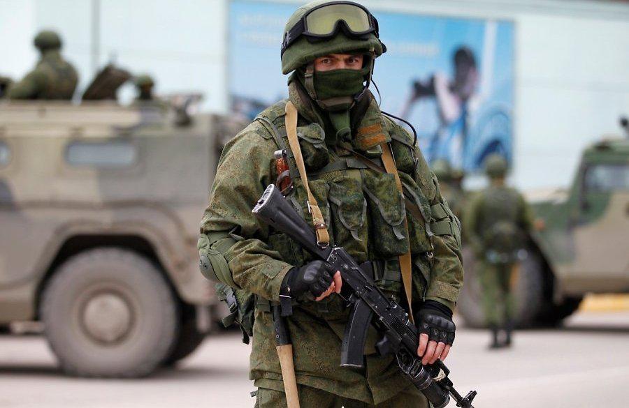 РФ приступила ксозданию награнице с государством Украина 10-тысячной мотострелковой дивизии