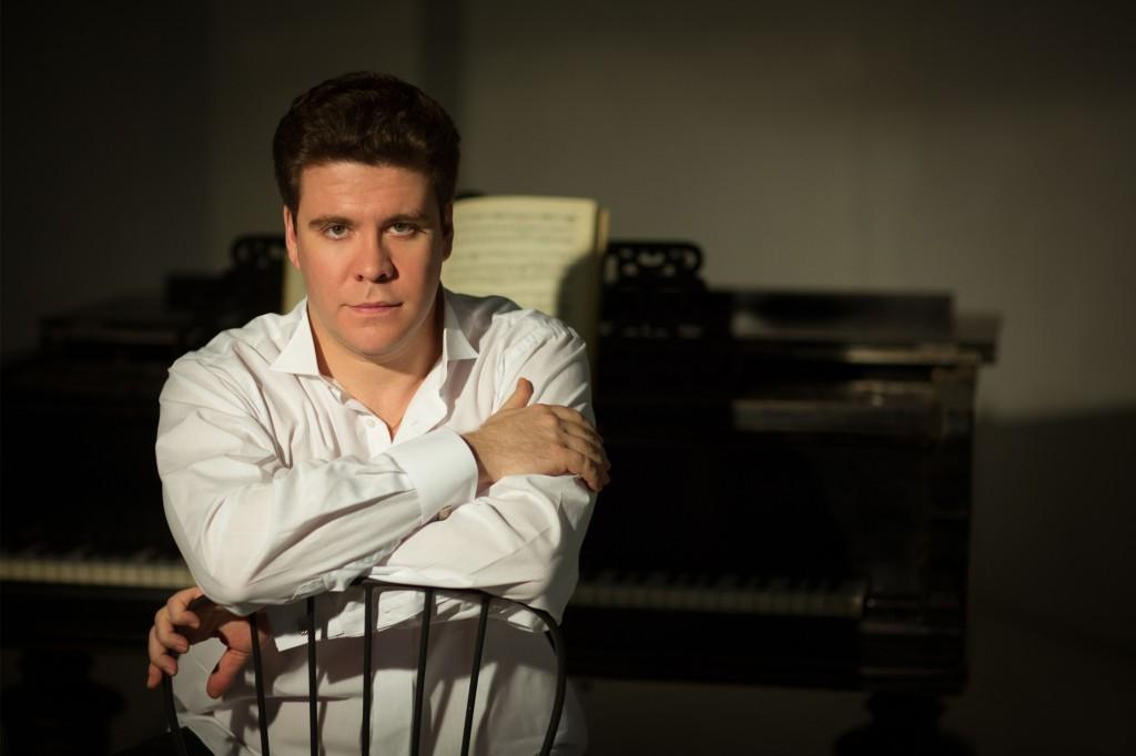 Денис Мацуев представит новейшую программу коДню влюбленных