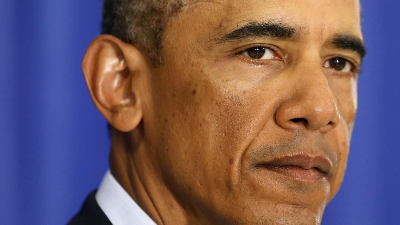 Обама надавил наслезную железу впрощальном письме к жителям Америки