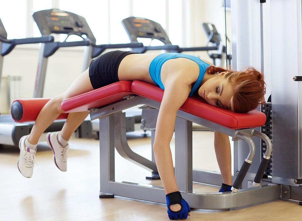 Ученые пояснили почему спортзал не дает возможность сбросить лишний вес