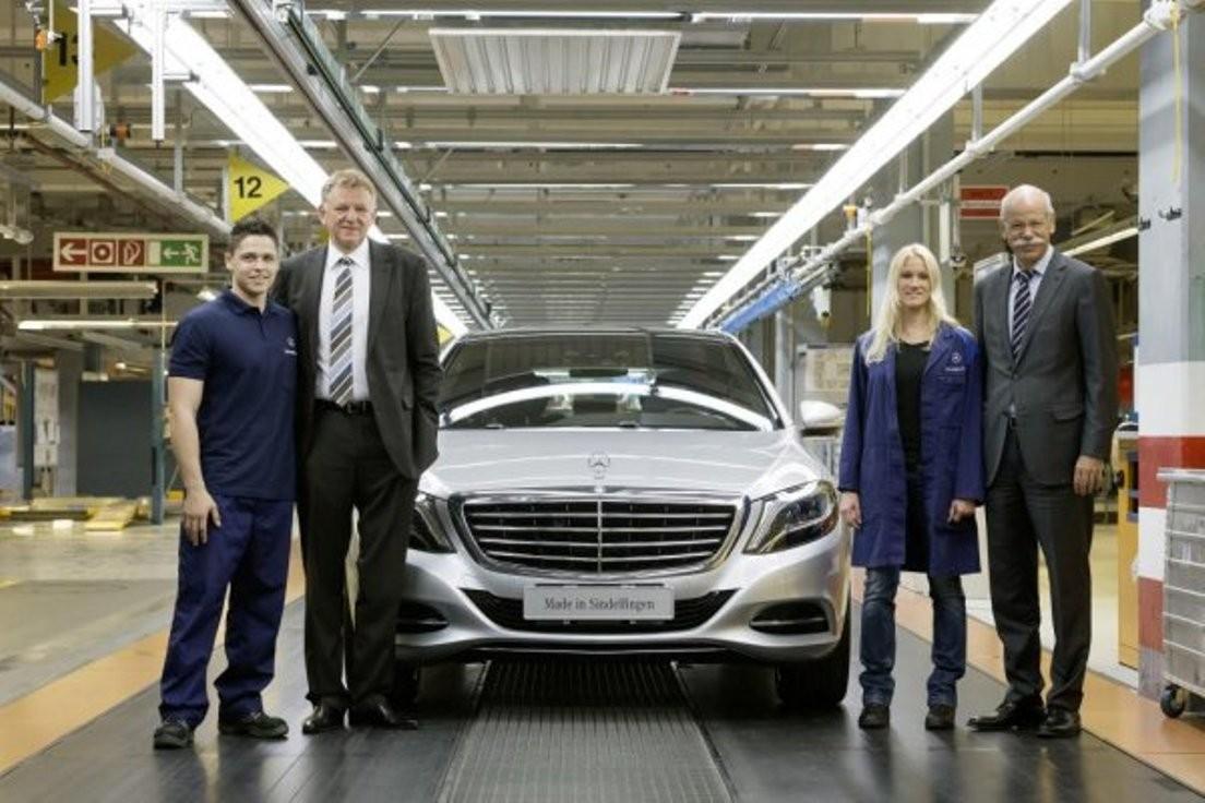 Mercedes выпустит новый кроссовер иэлектрический хэтчбек
