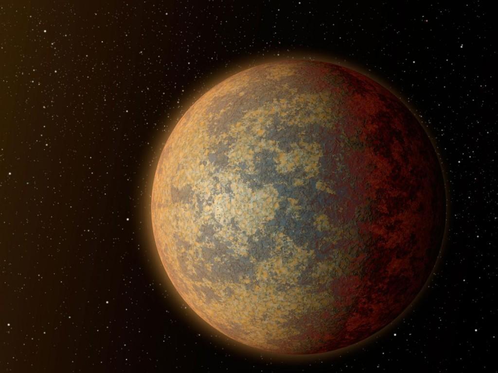 Ученые занялись розысками жизни наповерхности экзопланеты Wolf 1061