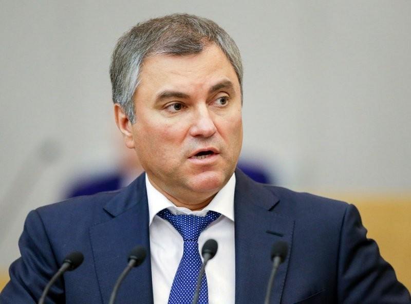 Володин урезонил Жириновского заего слова об«отсталых» народахРФ