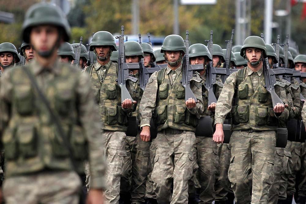 5 турецких солдат погибли в итоге теракта врайоне города Эль-Баб