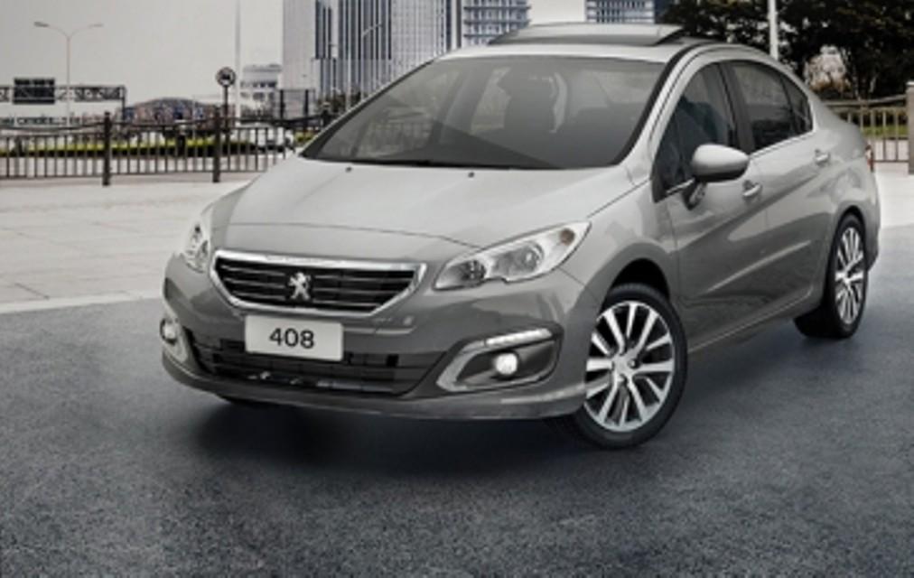 Улучшенный Peugeot (Пежо) 408 поступит на русский рынок летом 2017 года