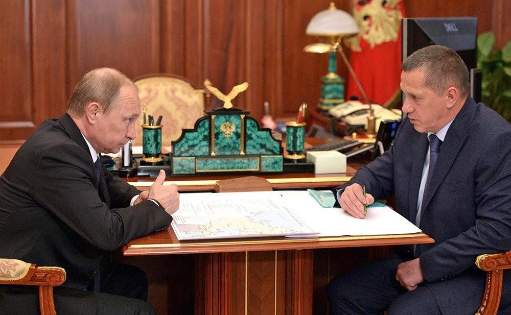 Трутнев оповестил Путину о500 новых инвестпроектах вДФО