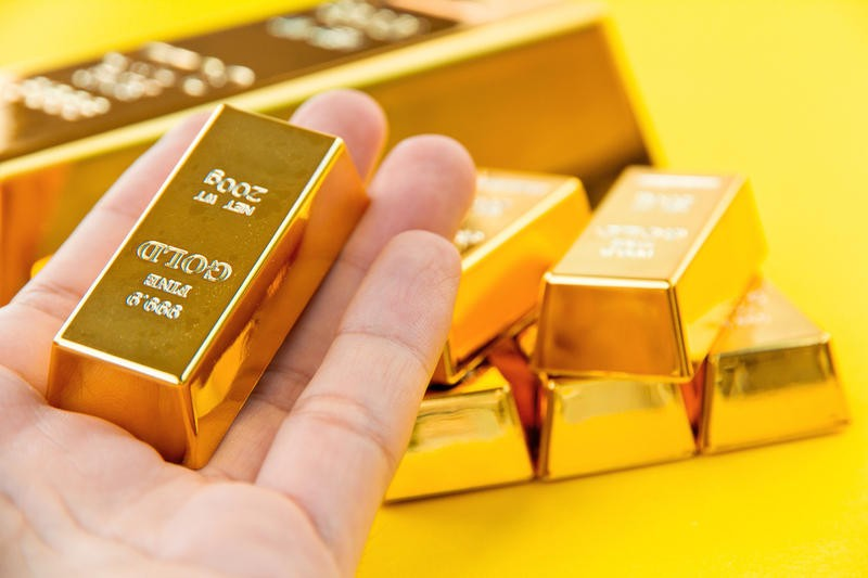 ЦБРФ вследующем году закупил 199 тонн золота