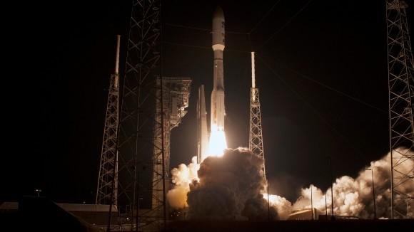 ВСША запустили ракету синфракрасным спутником слежения GEO-3