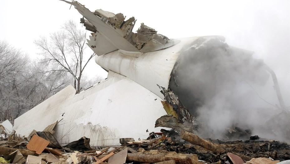 В столицу Российской Федерации отправили «черные ящики» разбившегося самолета вКиргизии