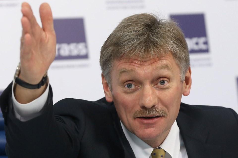 Песков назвал тех, кто должен выполнить условия Минска-2