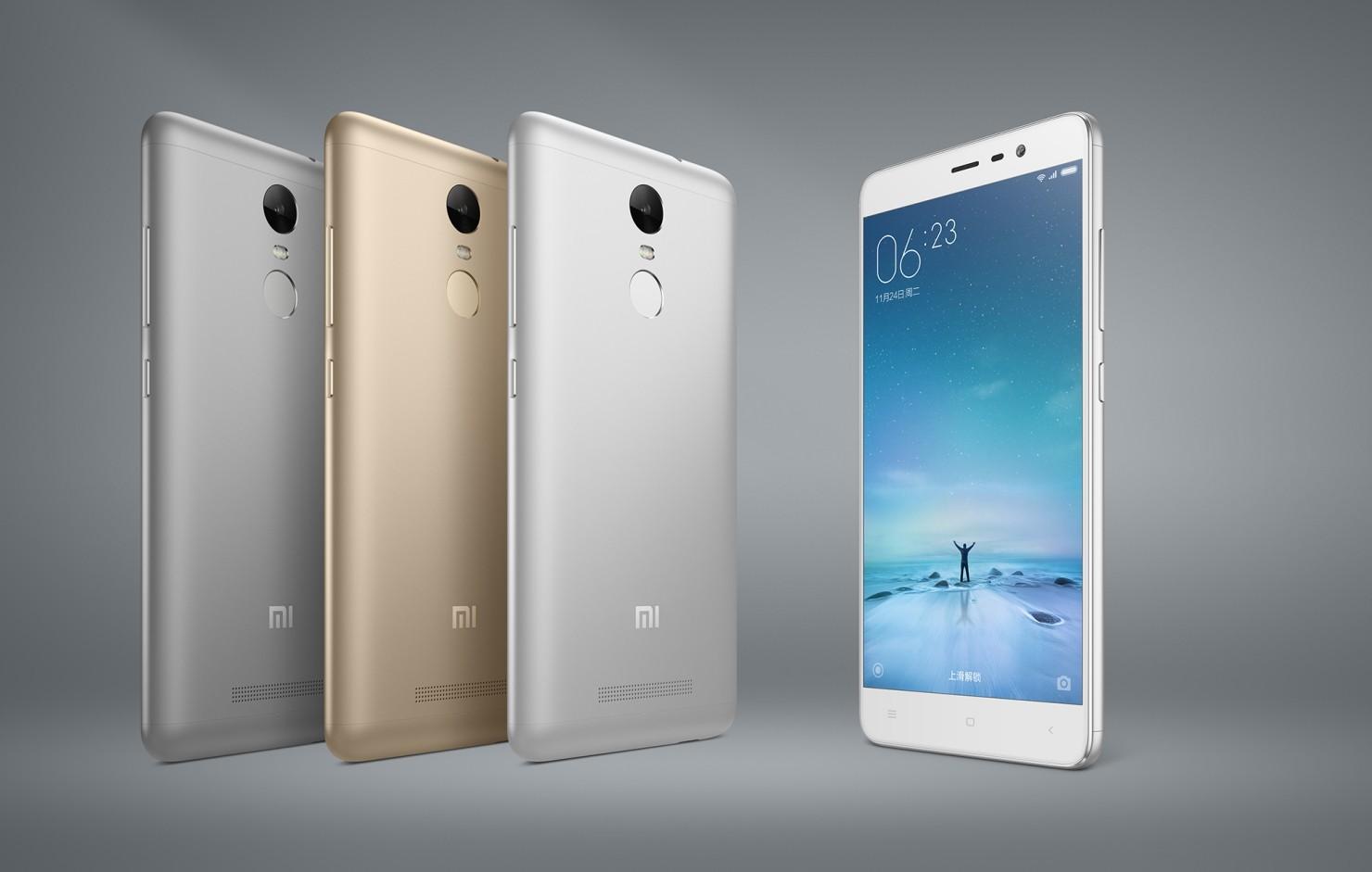 Наиболее популярным в РФ телефоном стал Xiaomi Redmi Note 3