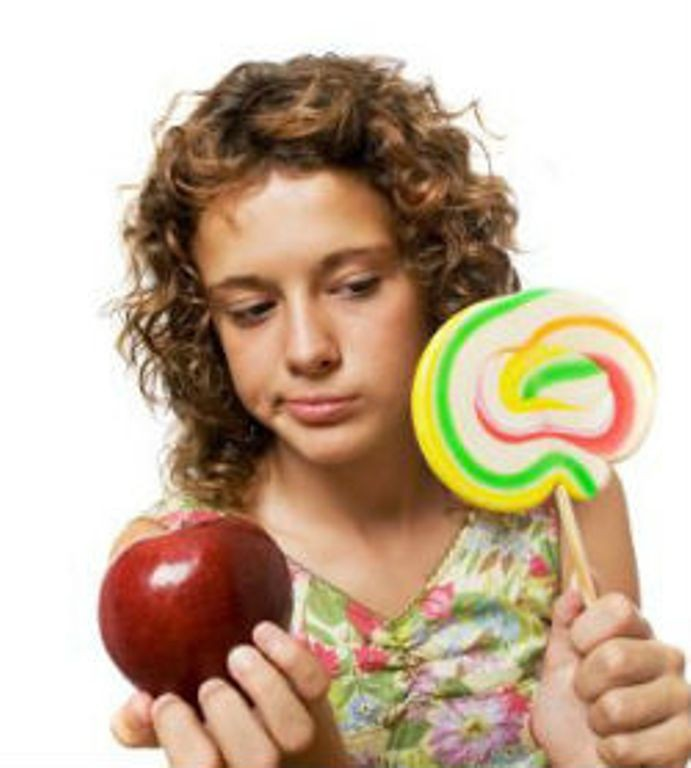 Ученые рассказали почему дети не любят фрукты и овощи