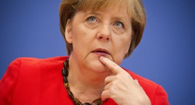 Меркель рассчитывает достигнуть компромисса сТрампом поторговым соглашениям