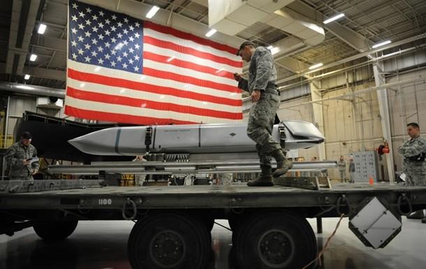 Польша получила американские ракеты класса «воздух-земля»