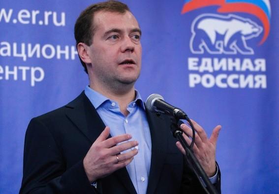 Медведев желает облегчить систему проверок предпринимателей