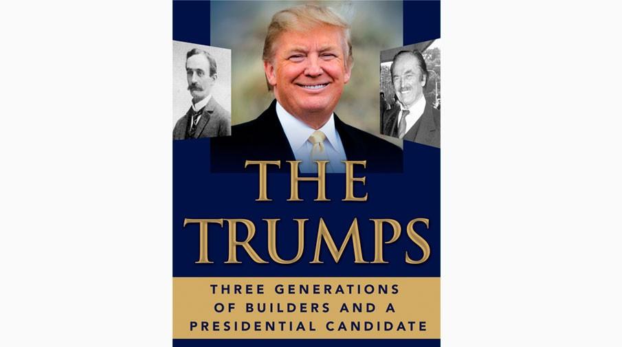 Национальный музей истории США изъял изпродажи книгу оТрампе