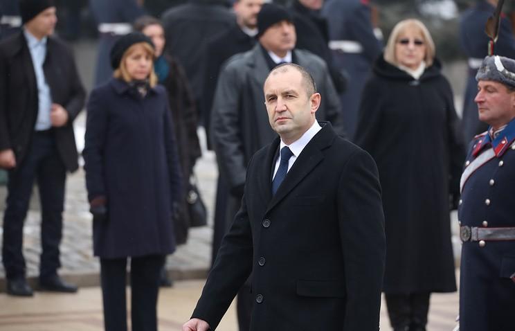 Радев вступил вдолжность президента Болгарии