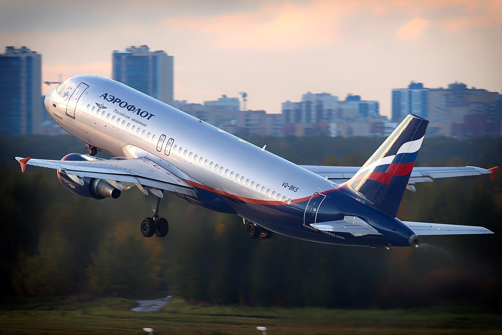 «Аэрофлот» отменяет рейсы вМинск без объяснения обстоятельств