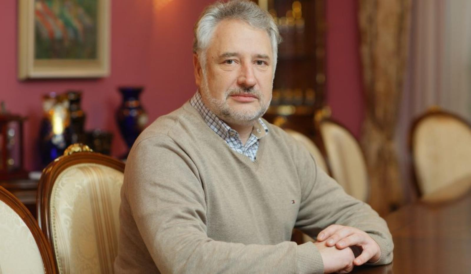 Губернатор Донецкой области обозначил условия для «мирной деокупации» Донбасса