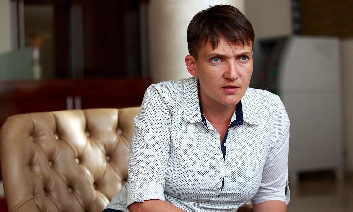 Савченко обнародовала обновленные списки пленных ипропавших без вести