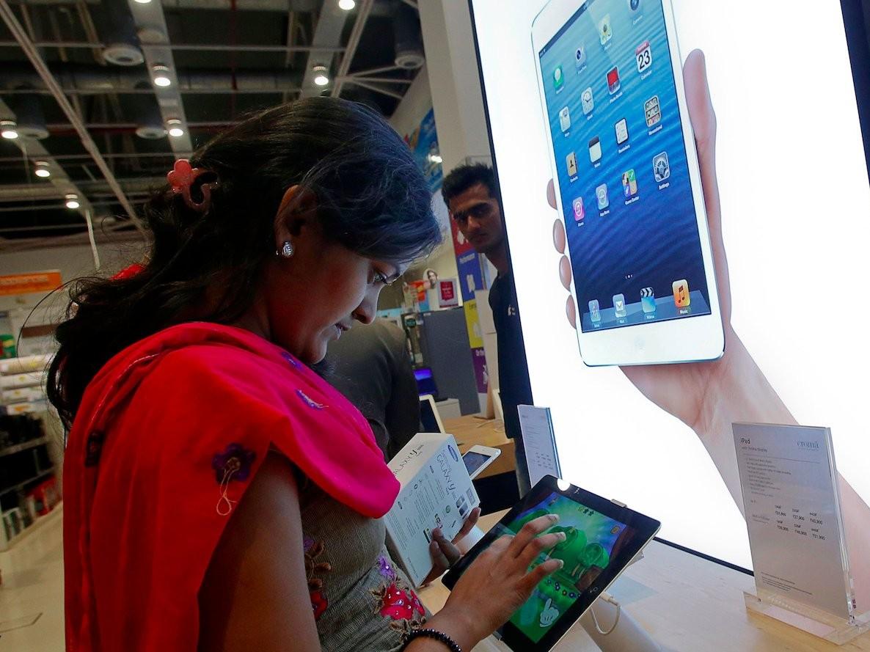 Foxconn небудет основным поставщиком комплектующих Apple вИндии