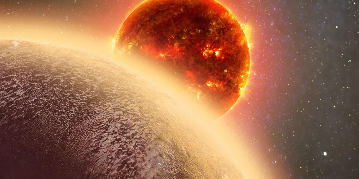 Ученые обнаружили планету сводой