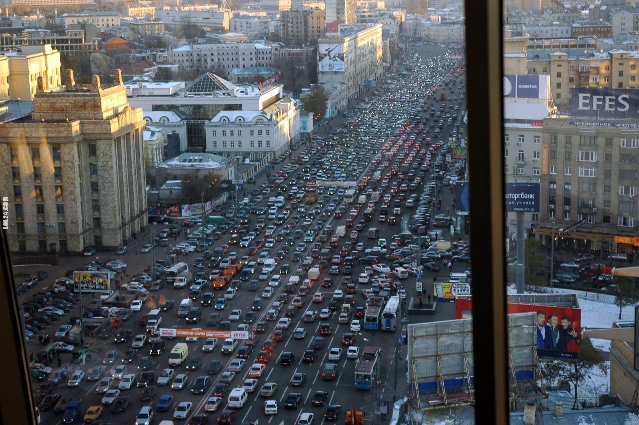 Собянин: потери времени жителей столицы из-за пробок уменьшились начетверть