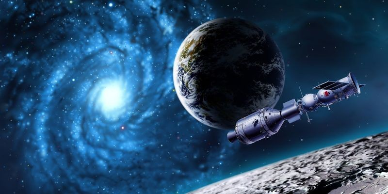 Роскосмос предлагает сделать вторую МКС наорбите Луны
