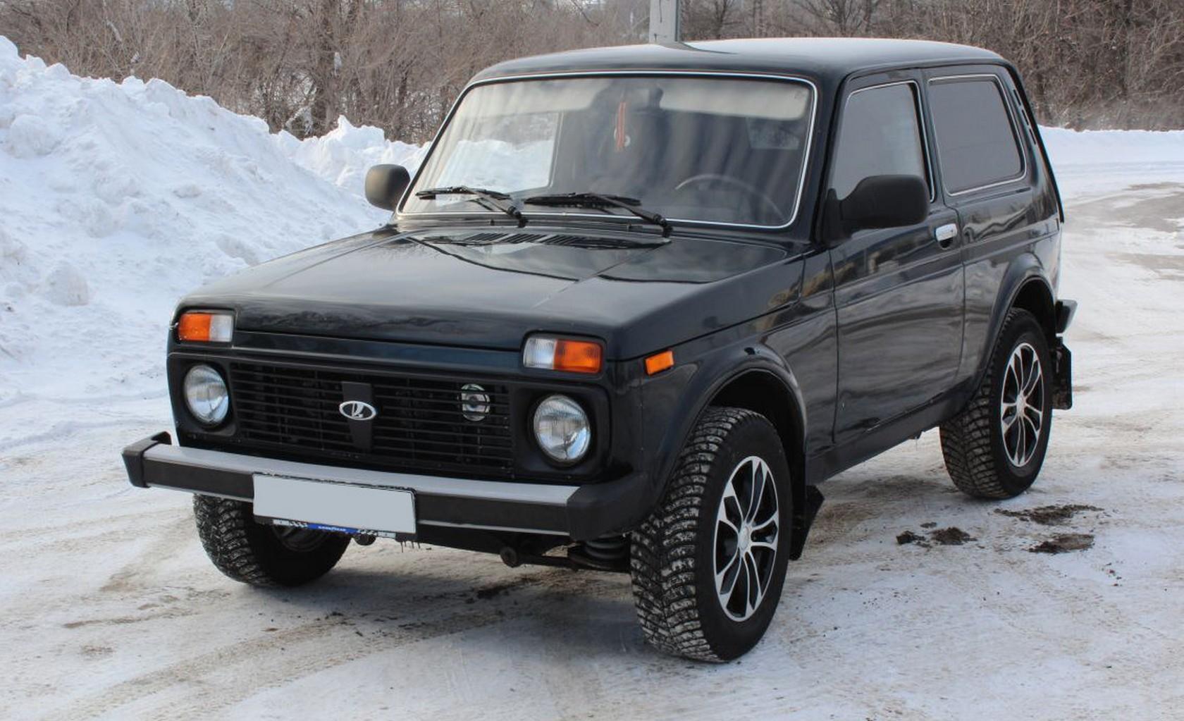 Шевроле Niva- самая продаваемая иностранная машина навторичном рынке SUV