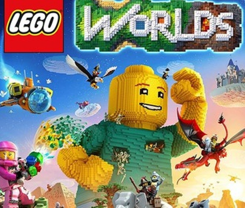 LEGO Worlds выйдет на Nintendo Switch