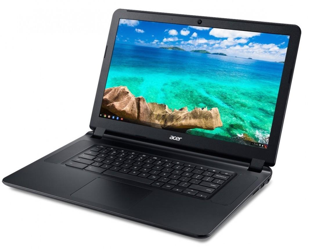Компания Google выпустила новый Chromebook