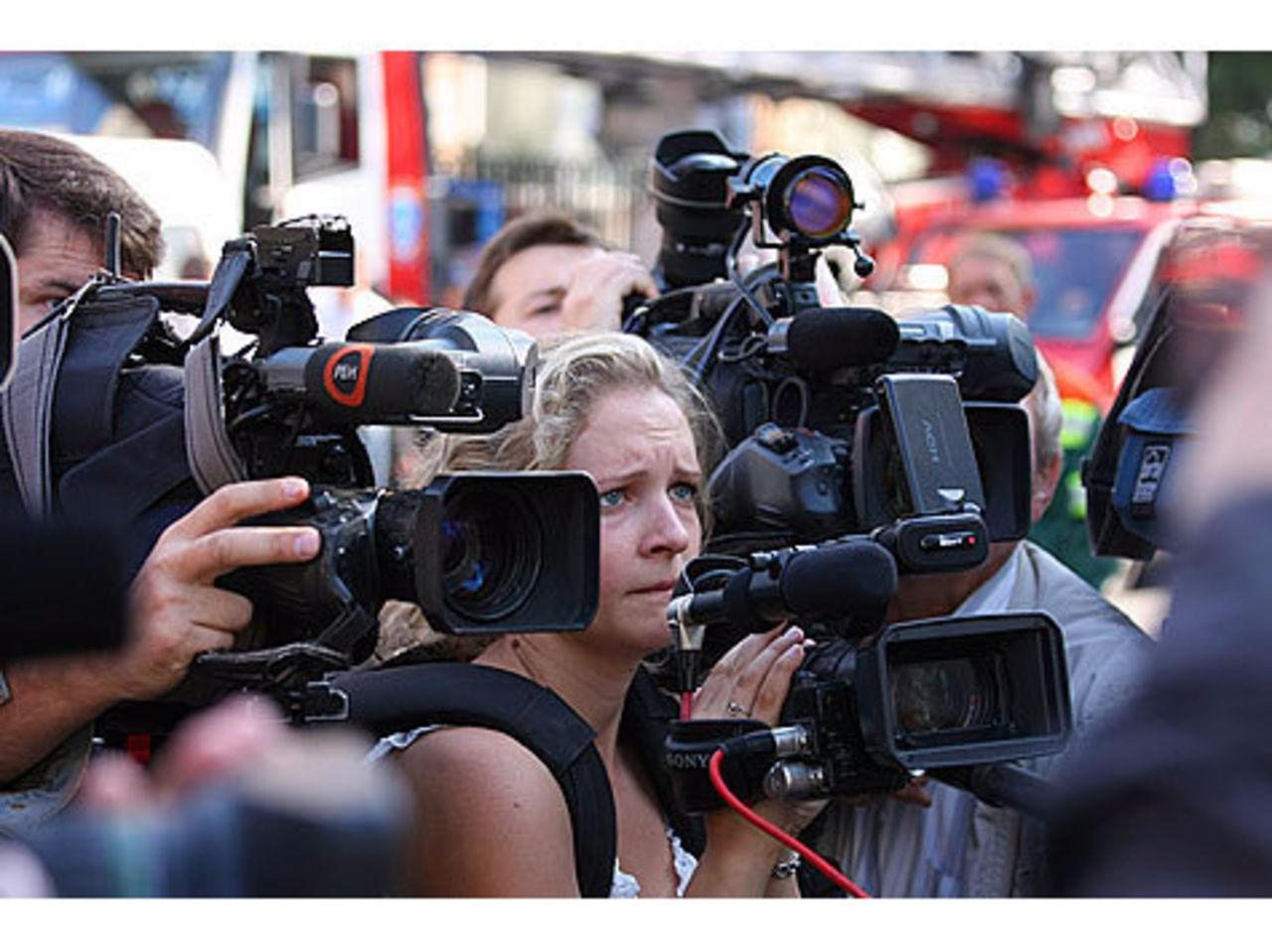 ВОБСЕ напомнили США оправах задержанных репортеров RTиVocativ