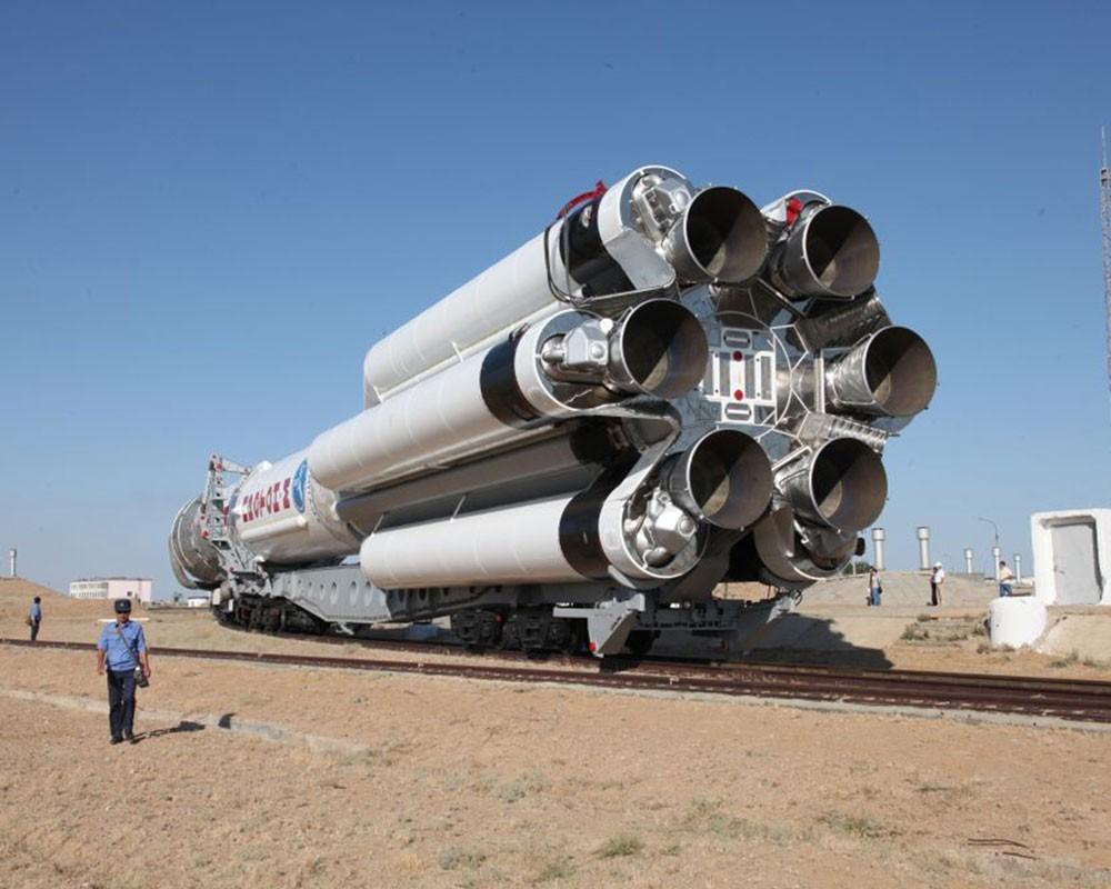 Роскосмос подверг сомнению надежность ракета-носителя «Протон-М»