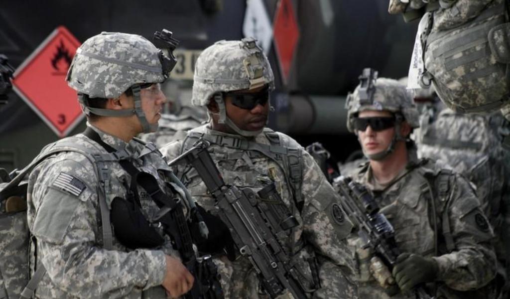 Первые военнослужащие ФРГ прибыли вЛитву