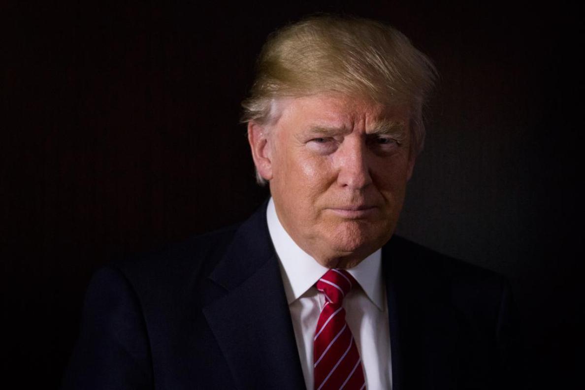 Хакер указал Трампу науязвимость его аккаунта в Твиттер