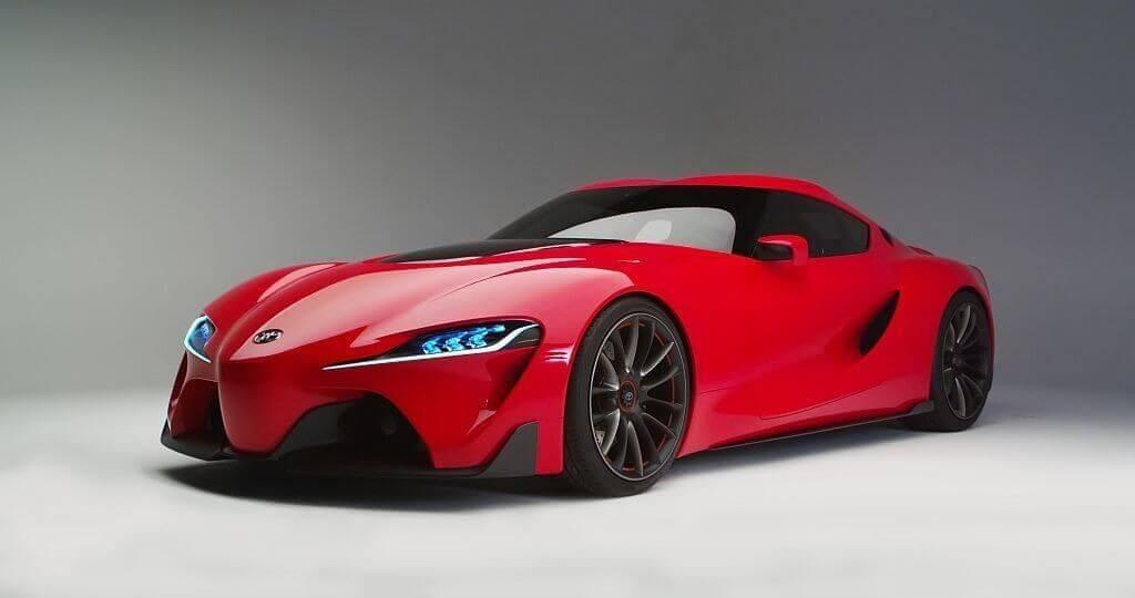 Компания Тойота запустила втестовый период спорткар Supra