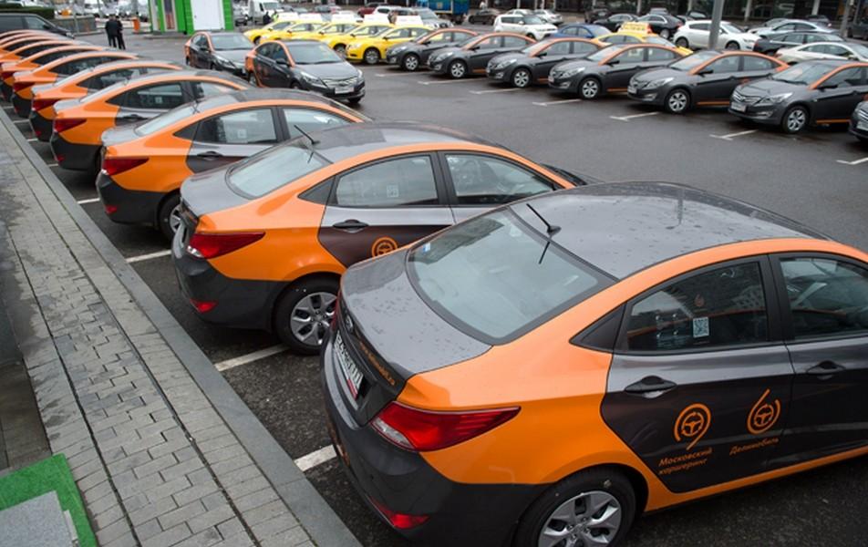 В столице количество каршеринговых машин вырастет в6 раз