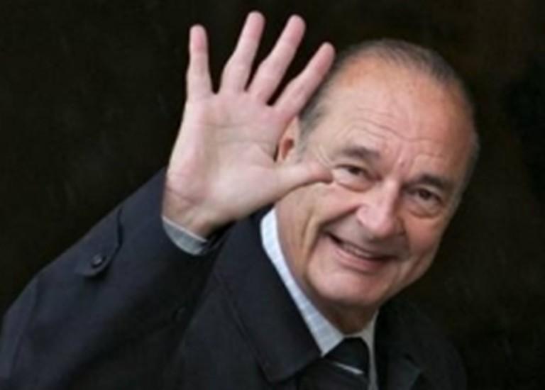Жака Ширака выдвинули наНобелевскую премию мира