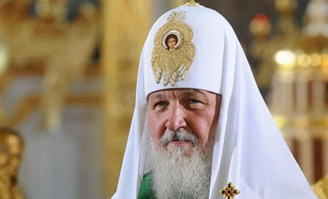 Патриарх Кирилл связал революцию 1917 года скризисом веры