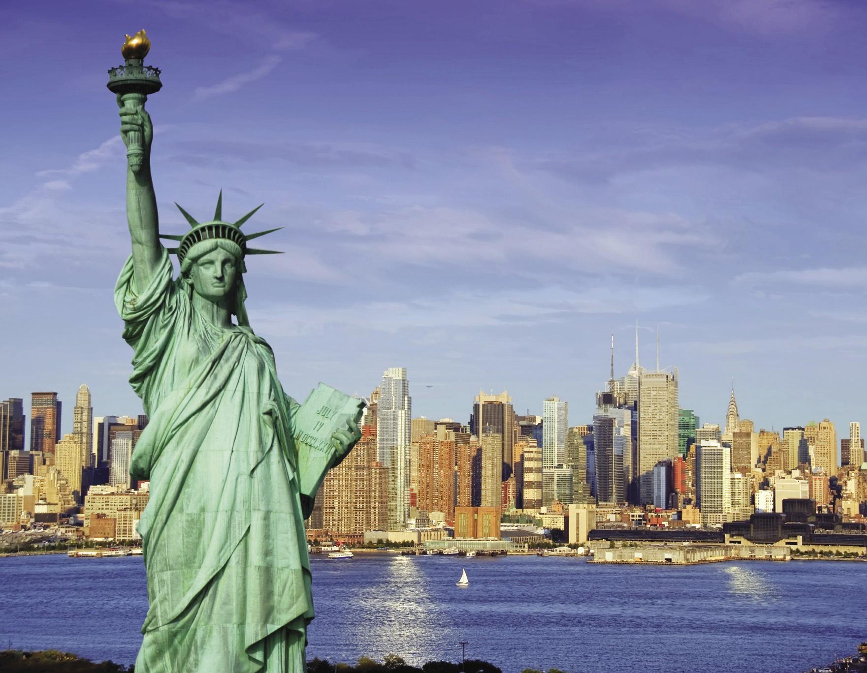 Жители Америки поведали отом, что для них «американская мечта»