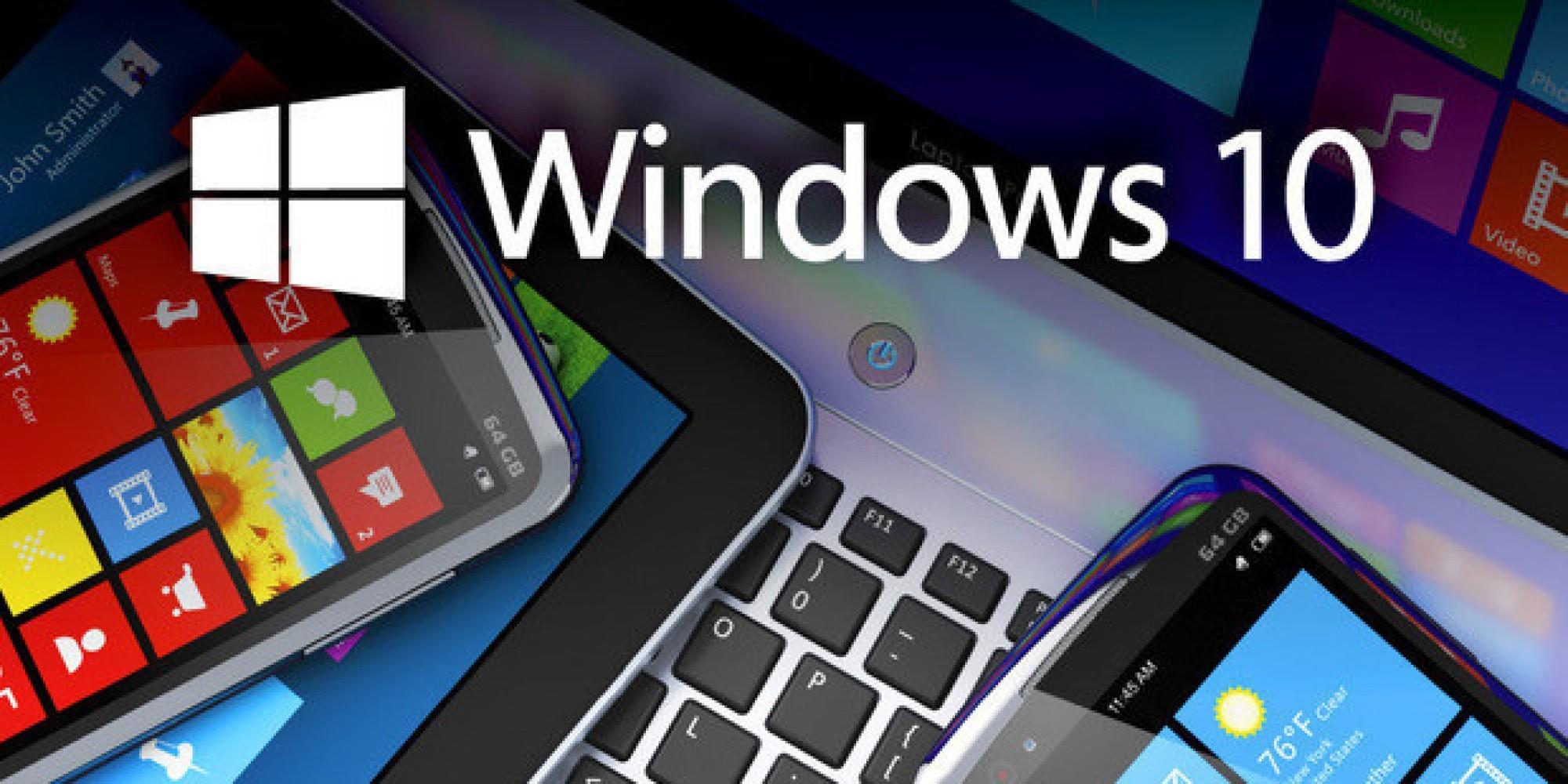 Windows 10 стала популярнее Windows 7, однако только вСША