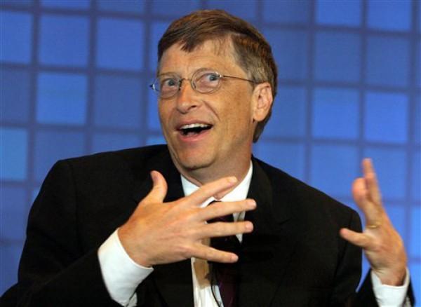 Специалисты: Билл Гейтс будет первым вмире триллионером