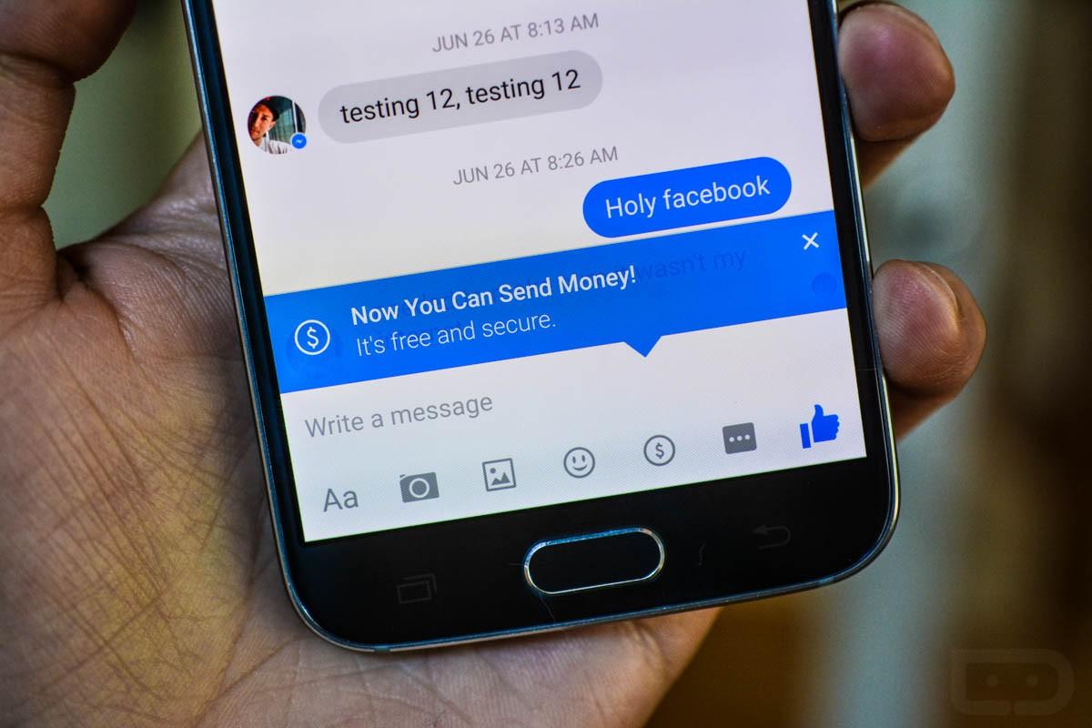 Вмессенджере фейсбук  появится реклама